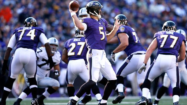 Fourth-and-Short: Gut-Check Time for Flacco
