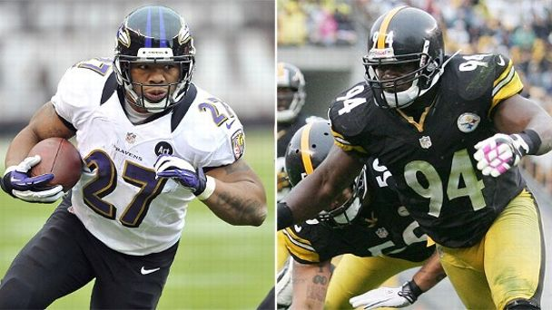 Ray Rice/Lawrence Timmons