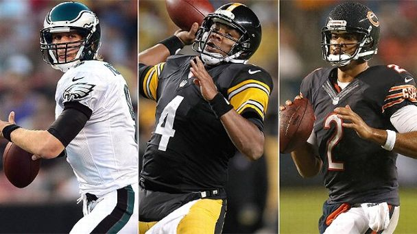 Nick Foles/Byron Leftwich/Jason Campbell