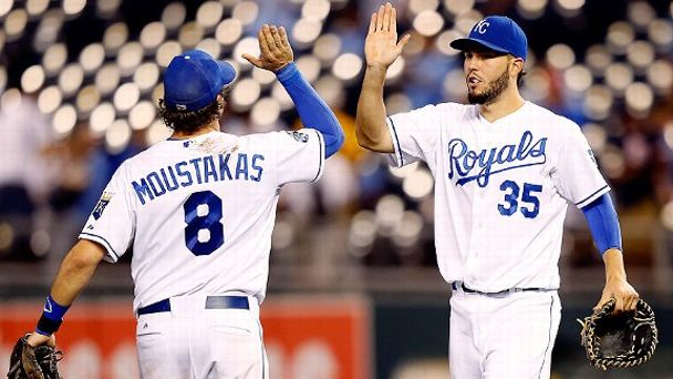 Mike Moustakas/Eric Hosmer