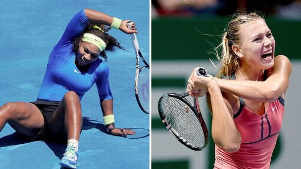 Williams-Sharapova