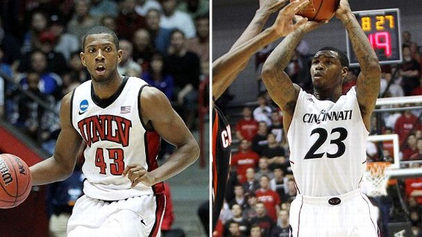 Mike Moser and Sean Kilpatrick