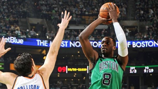 Jeff Green, Nick Collison