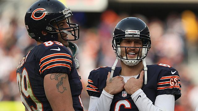 NFL Run & Shootaround: Cutler's Way