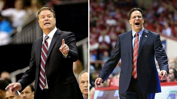 Bill Self, Tom Crean