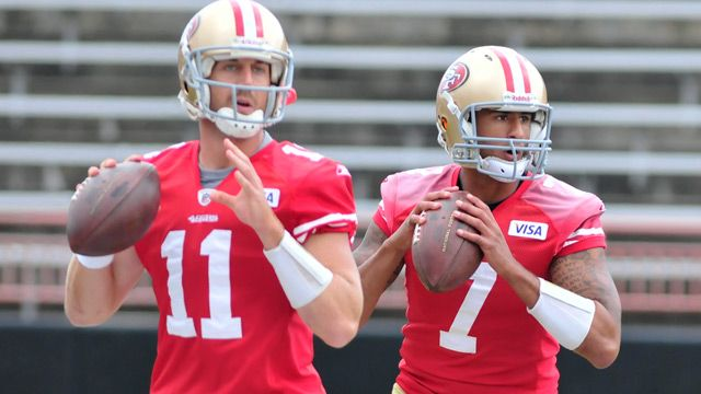 Fourth and Short: Niners Could Use a Closer QB