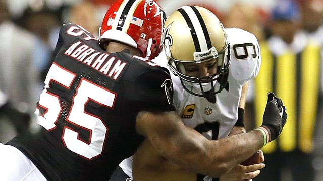 About Last Night: Life Is a Brees for Falcons