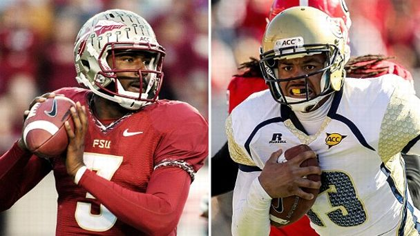 EJ Manuel and Tevin Washington