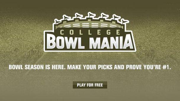 Bowl Mania