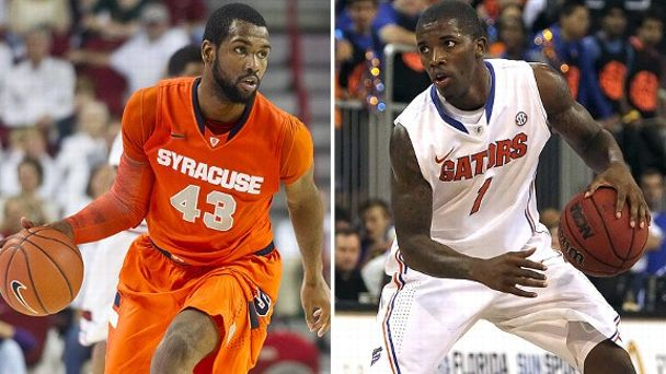 James Southerland and Kenny Boynton