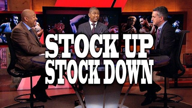 NBA Countdown: Stock Up, Stock Down