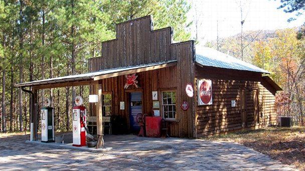 Greg Biffle cabin