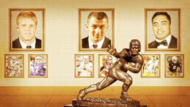 Heisman illustration