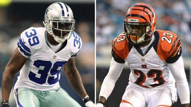 Brandon Carr, Terence Newman