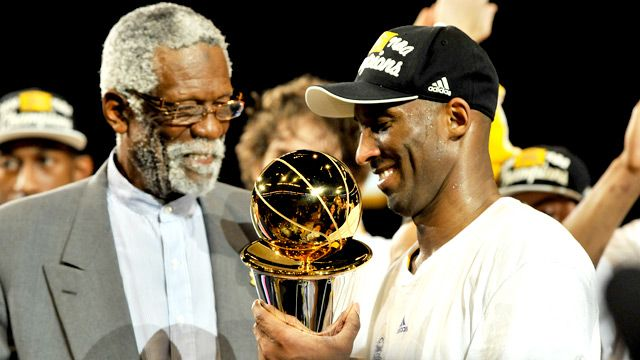 The Sports Guy talks NBA leadership with Bill Russell, plus Wee…