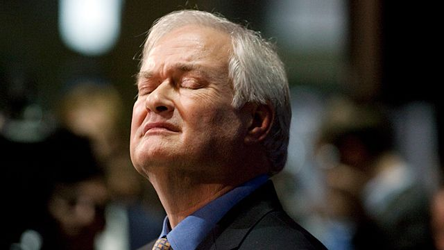 Donald Fehr And The NHL Lockout