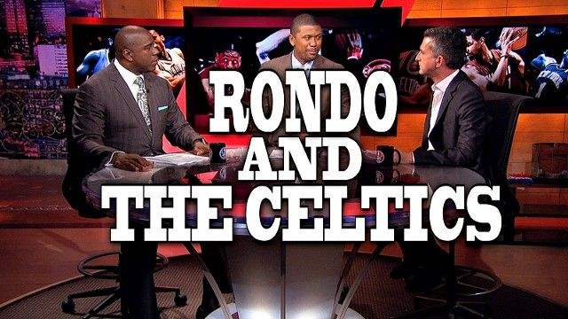 NBA Countdown: The Celtics Are Rondo's Team