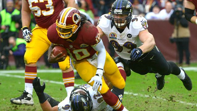 About Last Weekend: Redskins Able to Exhale