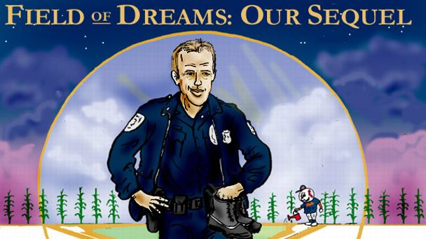 Field of Dreams sequel illustration