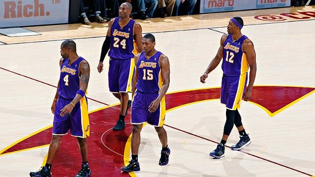 Here's Why the Lakers Have Been So Terrible