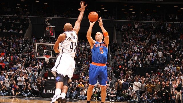 Downtown Downpour: The New York Knicks Are Raining 3's