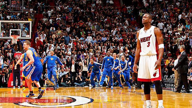 NBA Shootaround: On Golden State