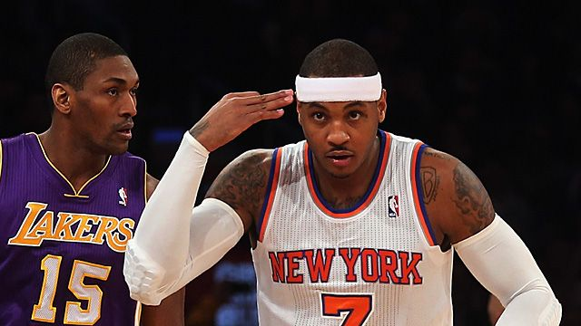 We Went There: Staring Into the Abyss With the Knicks and Laker…