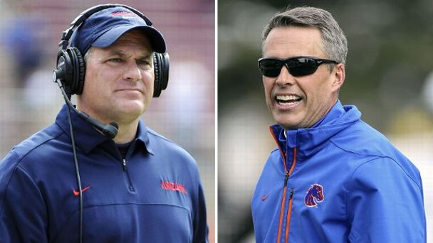 Rich Rodriguez, Chris Petersen