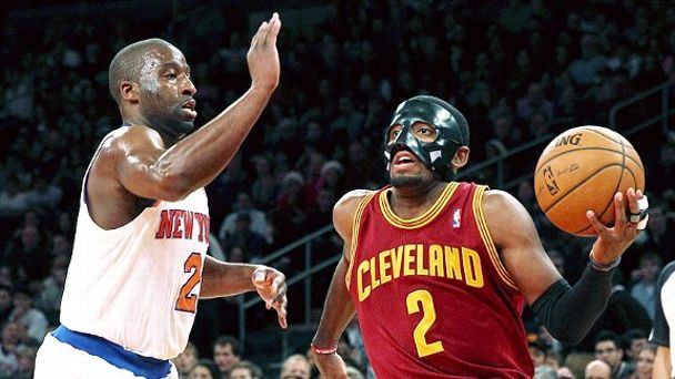 Raymond Felton and Kyrie Irving