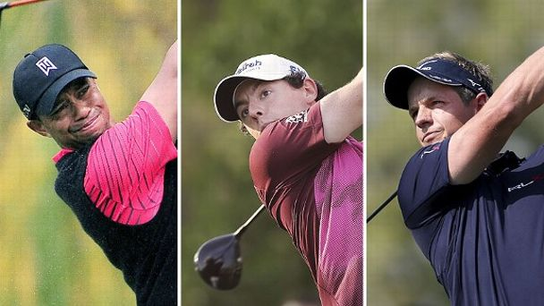 Woods-McIlroy-Donald
