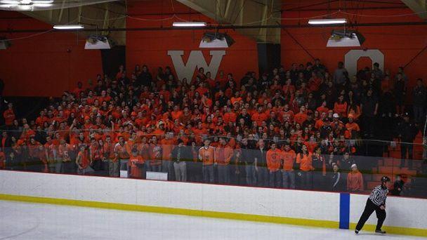 Woburn vs. Burlington hockey