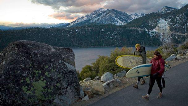 Tahoe Surf