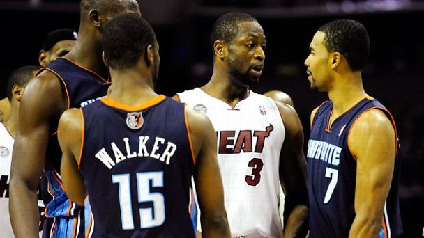 Dwyane Wade, Ramon Sessions