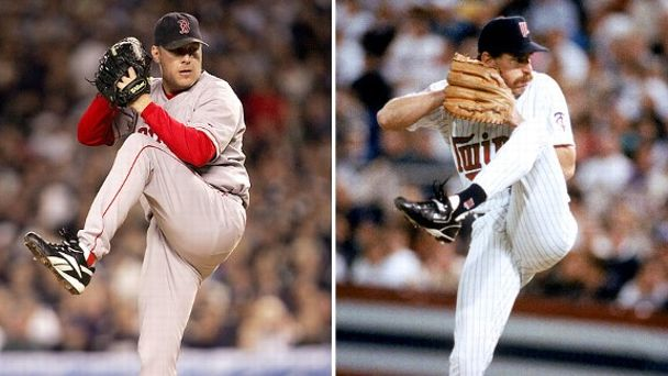 Curt Schilling and Jack Morris