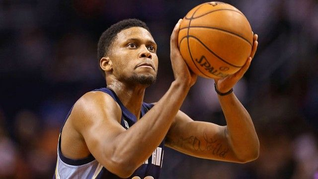 Grizzlies reportedly making Gay available in talks