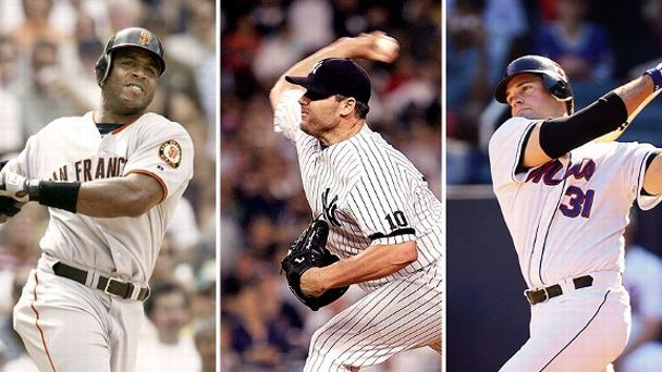 Barry Bonds/Roger Clemens/Mike Piazza