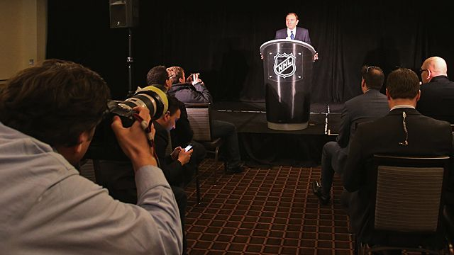 Waiting For Bettman: The Strange Final Days Of The NHL Lockout
