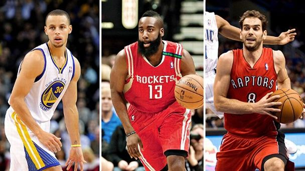 Curry & Harden & Calderon