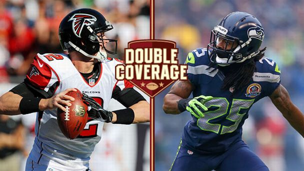 Matt Ryan, Richard Sherman