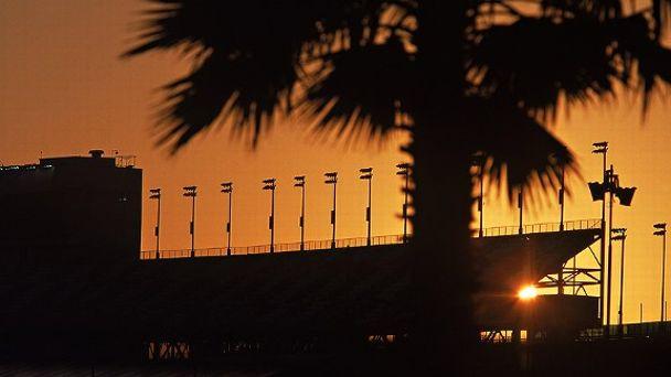 Daytona Sunset