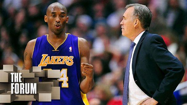 Kobe Bryant, Mike D'Antoni
