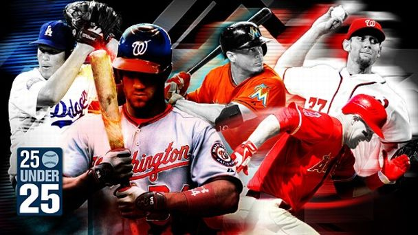 Keith Law's MLB 25 Under 25