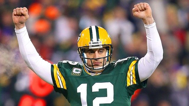 The Aaron Rodgers Story, Starring the Chip on Aaron Rodgers's S…