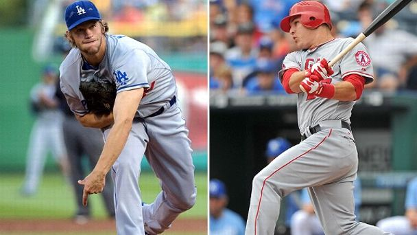 Clayton Kershaw/Mike Trout