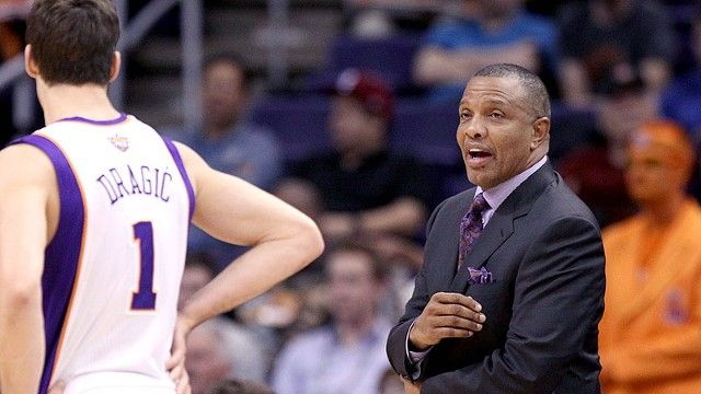 Q&A: Phoenix Coach Alvin Gentry on the Suns' Struggles and …