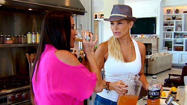 on The Real Housewives of Beverly Hills Last Night: Cleanse Masters