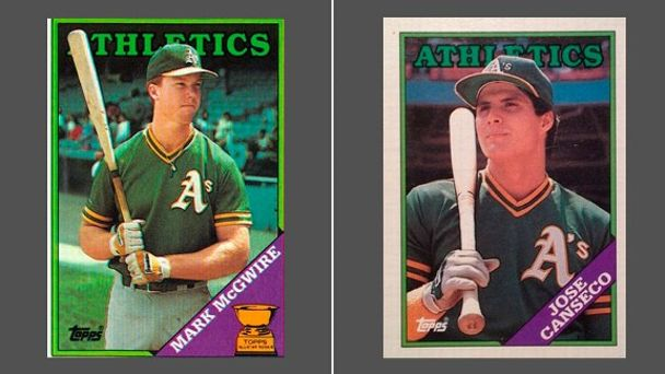 McGwire/Canseco