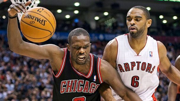 Luol Deng, Alan Anderson