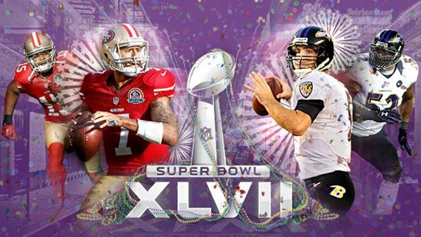 Super Bowl XLVII Preview Illustration