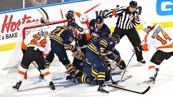 Sabres/Flyers